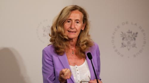 """Des propos """"indignes"""" : Nicole Belloubet répond à Jean-Luc Mélenchon qui dénonce la violation du secret de l'instruction dans son procès"""