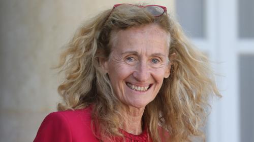 """Nicole Belloubet juge """"choquant"""" qu'Isabelle Balkany remplace son mari, condamné, à la mairie de Levallois"""