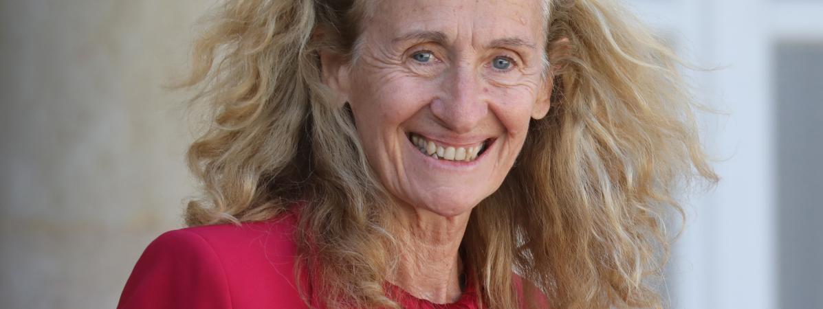 """Nicole Belloubet juge """"choquant"""" qu'Isabelle Balkany remplace son mari à la mairie de Levallois, malgré sa ..."""