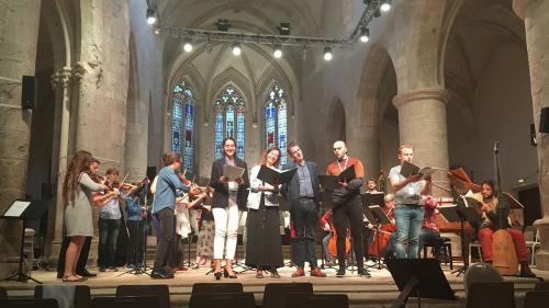 Philippe Jaroussky, grande figure d'Ambronay, retrouve le festival avec son Académie de jeunes musiciens