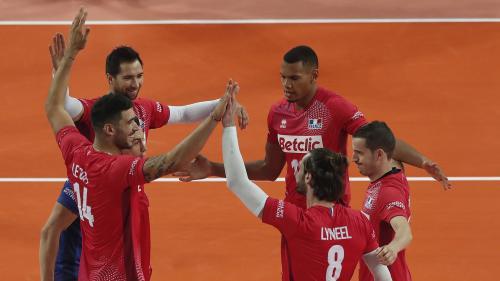 Euro de volley : la France qualifiée pour les 8es de finale après une troisième victoire facile contre le Portugal