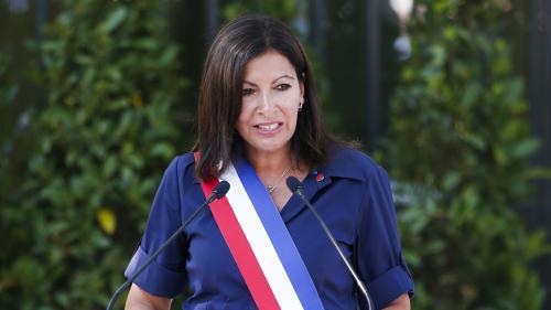 Municipales à Paris : Anne Hidalgo en tête des intentions de vote devant Benjamin Griveaux puis Cédric Villani