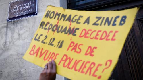 Marseille : marche silencieuse en hommage à Zineb Redouane