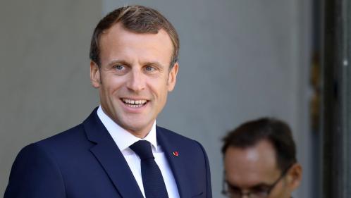 Emmanuel Macron rencontre l'ensemble du gouvernement et tous les parlementaires de la majorité pour parler retraite et immigration