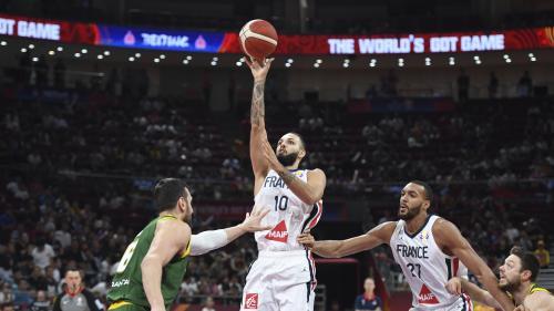 Mondial de basket : les Français décrochent la troisième place face à l'Australie (67-59)