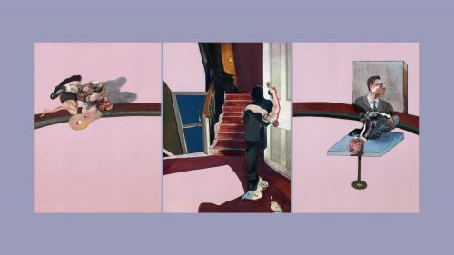 Les 20 dernières années de Francis Bacon, une exposition événement au Centre Pompidou