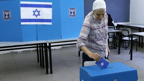 Cinq chiffres pour comprendre les élections législatives en Israël