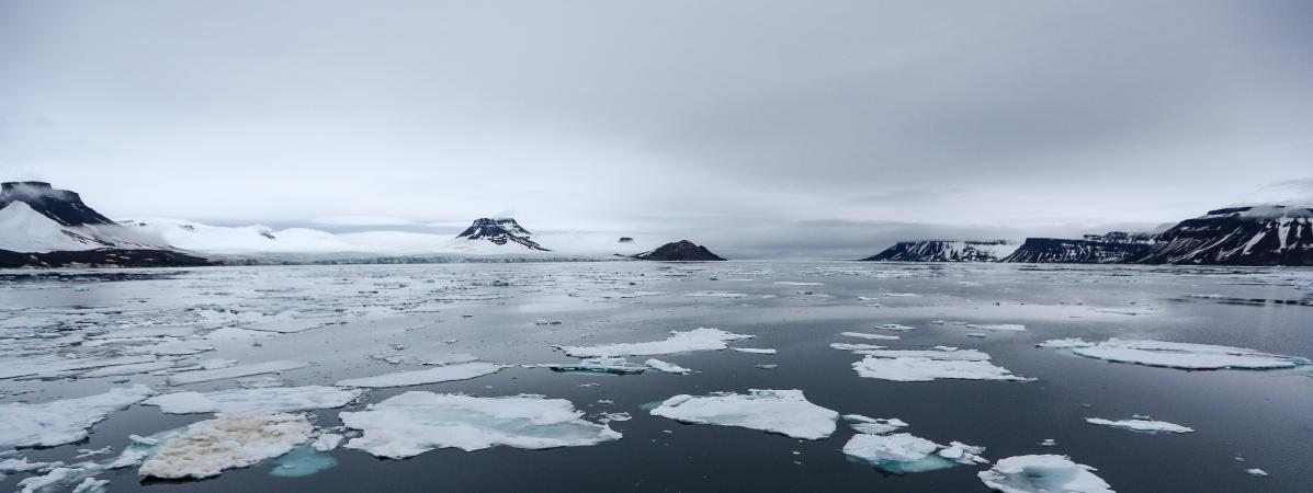 VIDEO. Un timelapse de la Nasa montre l'affolante accélération de la fonte de la banquise arctique depuis 3...