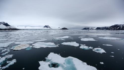 VIDEO. Un timelapse de la Nasa montre l'affolante accélération de la fonte de la banquise arctique depuis 35 ans