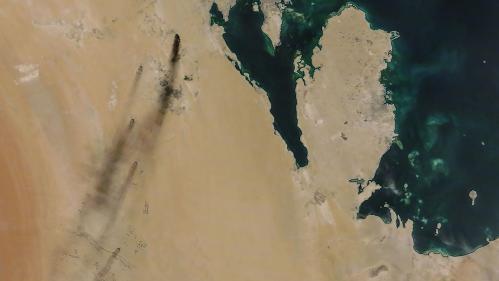 """Attaque de drones contre des installations pétrolières : """"Une humiliation pour le royaume saoudien"""""""