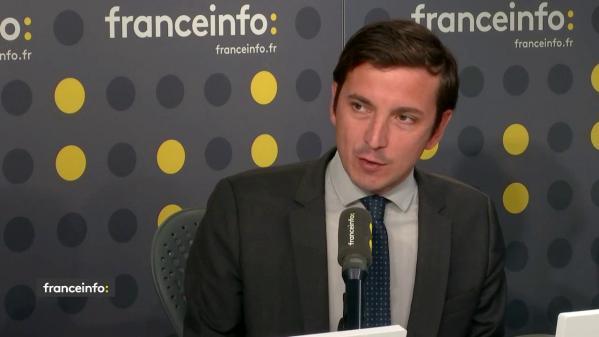 """Municipales 2020:""""Il n'y a pas plus de risque d'aller faire ses courses à la boulangerie que d'aller voter"""", selon le député LREM Aurélien Taché"""