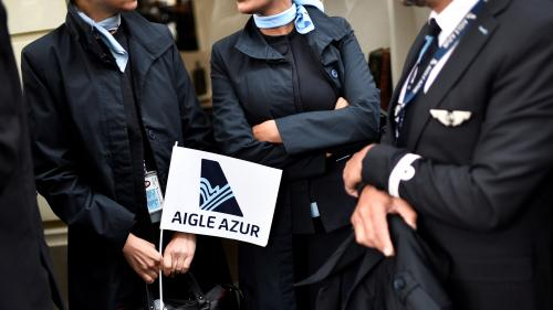 """Aigle Azur : l'offre de reprise commune d'Air France et du groupe Dubreuil est """"unelueur d'espoir"""" pour la CDFT"""