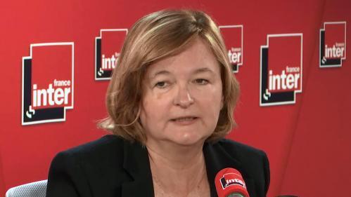 """Crise du coronavirus : """"Vous croyez que la France ou l'Allemagne seules peuvent faire face? C'est à 27 qu'on va y arriver !"""", lance Nathalie Loiseau"""