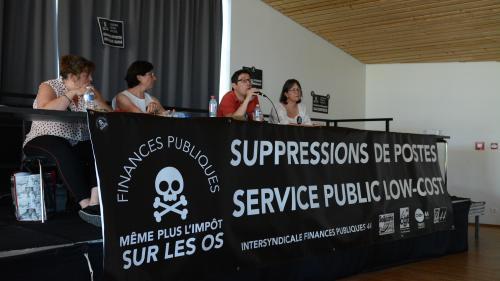 Suppressions de postes, disparition de trésoreries… Pourquoi les agents des finances publiques font grève