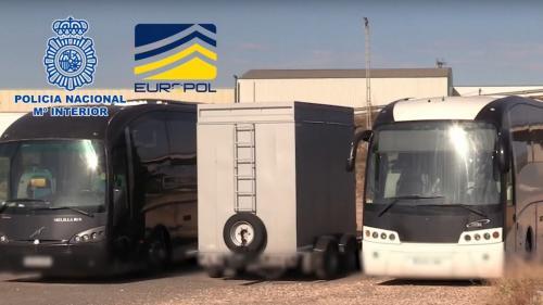 Trafic de migrants: 29 personnes arrêtées dont trois en France dans une opération conjointe des polices française et espagnole