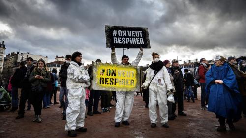 """TRIBUNE. """"Face à un tel enjeu sanitaire, il faut agir"""" : des associations environnementales réclament des mesures urgentes contre la pollution de l'air"""
