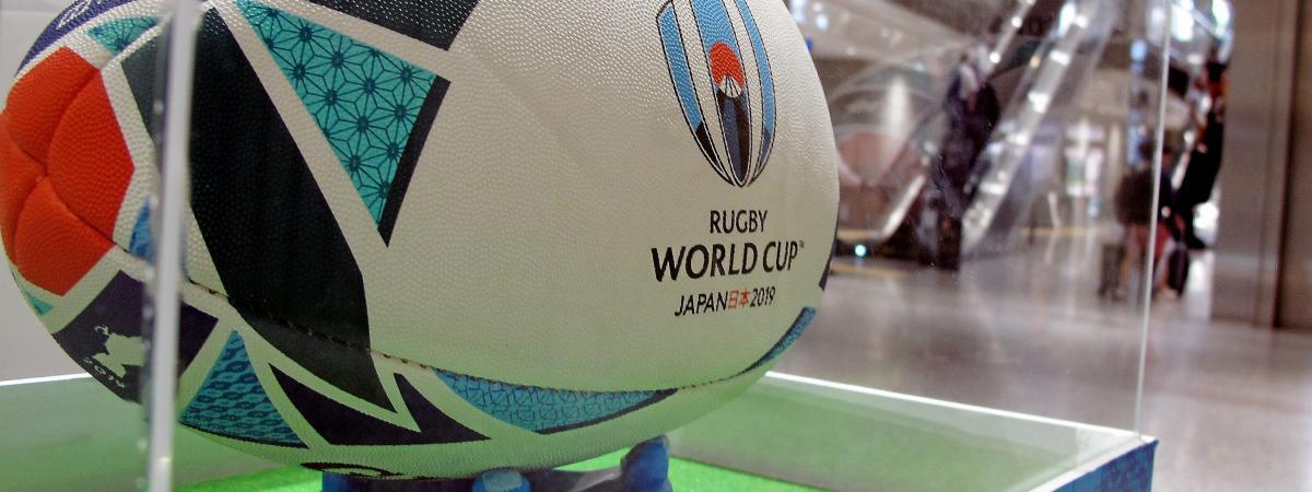 La médaille du jour. Les All blacks vont gagner la Coupe du monde de rugby, la France sera éliminée en quart