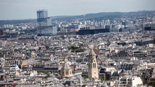 Périphérique, logement, transports... En vue des municipales, l'adjoint à l'urbanisme d'Anne Hidalgo donne sa vision du Paris du futur