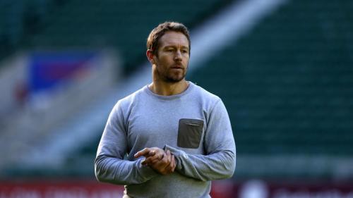 """Jonny Wilkinson : la Coupe du monde de rugby sera """"le tournoi le plus ouvert qu'on ait jamais vu"""""""