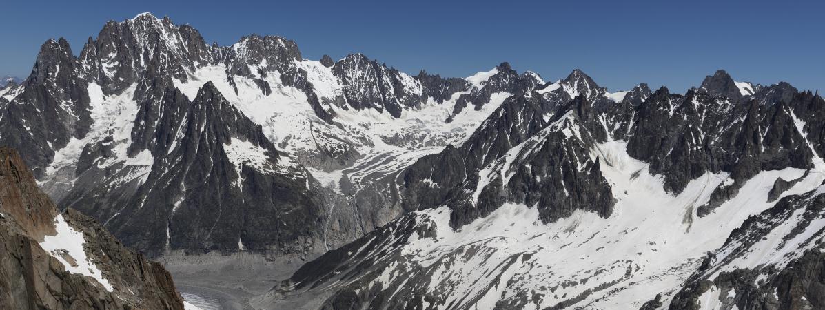 Avion de tourisme, parapente ou encore un rameur... Le Mont-Blanc victime d'incivilités