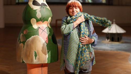 A Bruxelles, un potager et une salle de cinéma portent le nom d'Agnès Varda