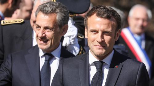 """VIDEO. Sur l'immigration, """"Emmanuel Macron est une copie de Nicolas Sarkozy"""", estime un sénateur du Rassemblement national"""