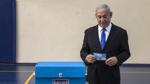 Législatives en Israël : les négociations s'ouvrent pour former un gouvernement