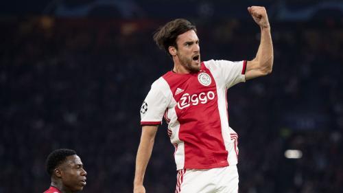Ligue des champions : l'Ajax Amsterdam écrase Lille (3-0) pour le premier match du Losc après sept ans d'absence dans la compétition