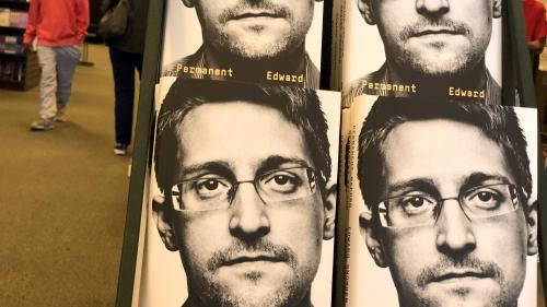Les Etats-Unis réclament en justice les recettes du livre d'Edward Snowden