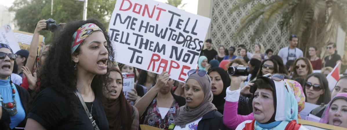 En Egypte, une adolescente de 15 ans, en prison pour avoir tué l'homme qui tentait de la violer
