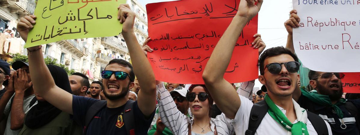 Présidentielle en Algérie : les risques d'un passage en force du pouvoir