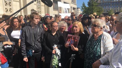 Féminicide au Havre : une marche blanche en centre-ville à la mémoire de Johanna