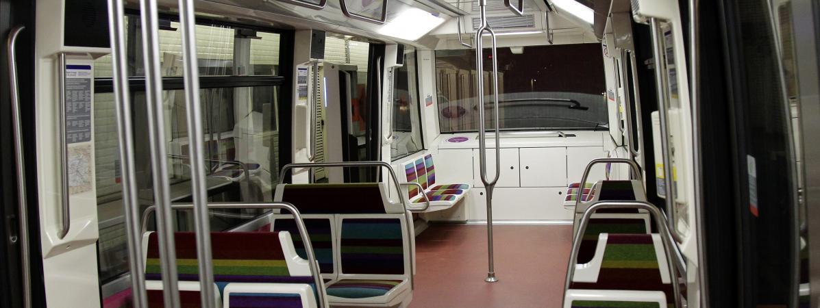 Paris : une rame de métro automatique ne s'est pas arrêtée pendant trois stations
