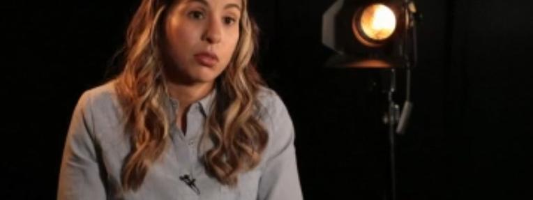 """VIDÉO. """"Il a tué mes bébés"""" : percutée par un chauffard, Nadia Karmel témoigne après avoir perdu ses deux f..."""