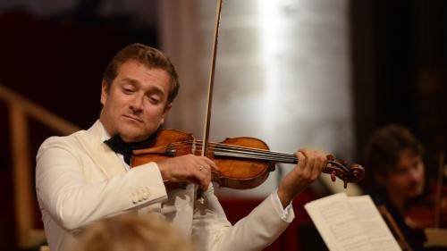 """""""J'ai été pris d'une très forte émotion"""", le violoniste Renaud Capuçon entame une série de concerts au profit de Notre-Dame de Paris"""