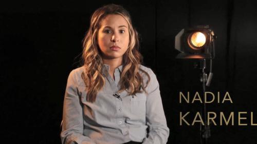 """VIDÉO. """"Il a tué mes bébés"""" : percutée par un chauffard, Nadia Karmel témoigne après avoir perdu ses deux filles"""