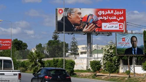 Présidentielle en Tunisie : qualifié pour le second tour, Nabil Karoui reste en prison sur décision de justice