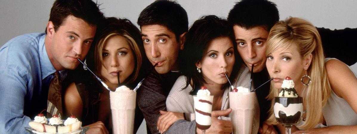"""QUIZ. La série """"Friends"""" a 25 ans : si vous obtenez plus de 20/25 à ce quiz, vous êtes """"celui qui a vu tous..."""
