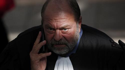 """""""Ne criez pas !"""" : Dupond-Moretti et Mélenchon s'écharpent lors du procès des """"insoumis"""""""