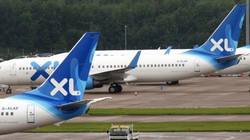 La compagnie aérienne française XL Airways arrête ses ventes de billets et demande son placement en redressement judiciaire