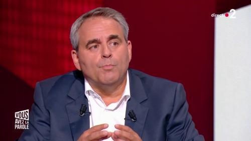 """VIDEO. """"Est-ce que je serai candidat à la présidentielle ? J'y pense"""", annonce le président de la région Hauts-de-France, Xavier Bertrand"""