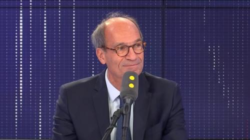 """VIDEO. Procès de Jean-Luc Mélenchon : il ne subit """"pas du tout"""" un traitement particulier de la part de la justice, jugeEricWoerth"""