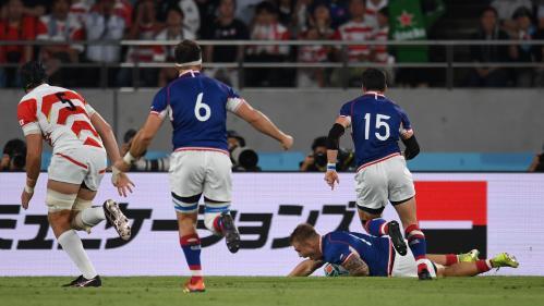 DIRECT. Coupe du monde de rugby : suivez la rencontre entre le Japon et la Russie