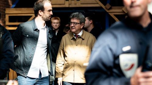 DIRECT. Deuxième jour de procès pour Jean-Luc Mélenchon et cinq autres Insoumis