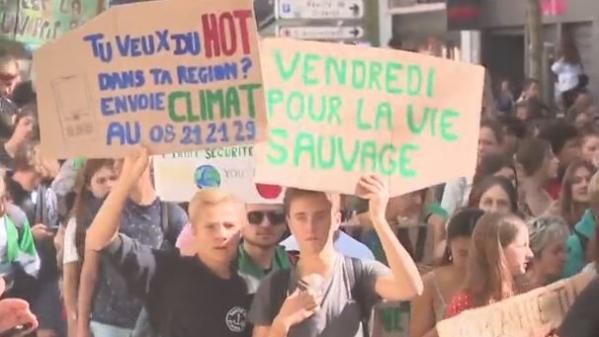 Climat : une mobilisation suivie dans toute la France