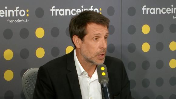 François Pélissier,directeur des sports du groupe TF1, sur franceinfo vendredi 20 octobre.