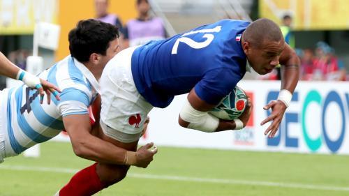 Coupe du monde de rugby : ce qu'il faut retenir de la victoire in extremis du XV de France face à l'Argentine (23-21)