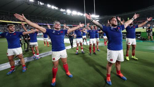 """Mondial de rugby : """"On fait revivre le ballon"""", se réjouit l'ancien international Patrick Tabacco après la victoire des Bleus"""