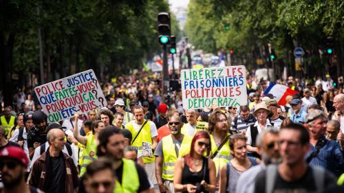 """DIRECT. """"Gilets jaunes"""" : journée sous tension à Paris avec les différentes manifestations et les Journées du Patrimoine"""