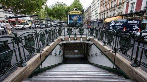 Manifestations à Paris : de nombreuses stations de métro fermées samedi